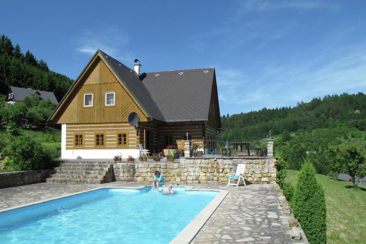 Holiday homeCzech Republic - East Bohemia: Villa Venova  [10]