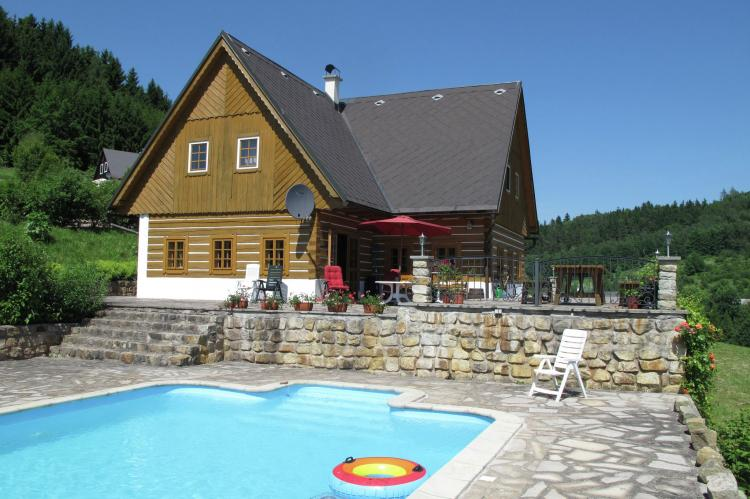 Holiday homeCzech Republic - East Bohemia: Villa Venova  [1]