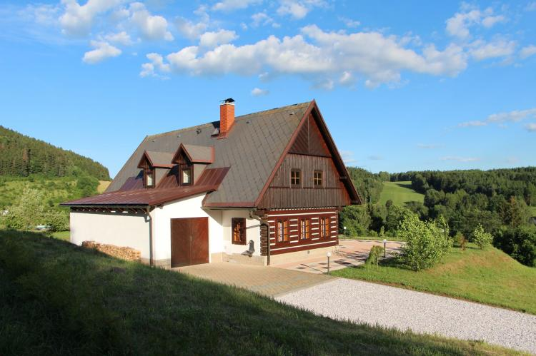 Holiday homeCzech Republic - East Bohemia: Dana  [3]