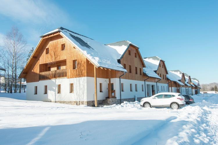 VakantiehuisTsjechië - Zuid Bohemen: Lipno Nova Lake Resort B  [2]