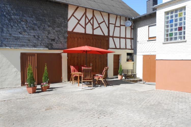VakantiehuisDuitsland - Rheinland-Pfalz: Ferienhaus Paula  [3]