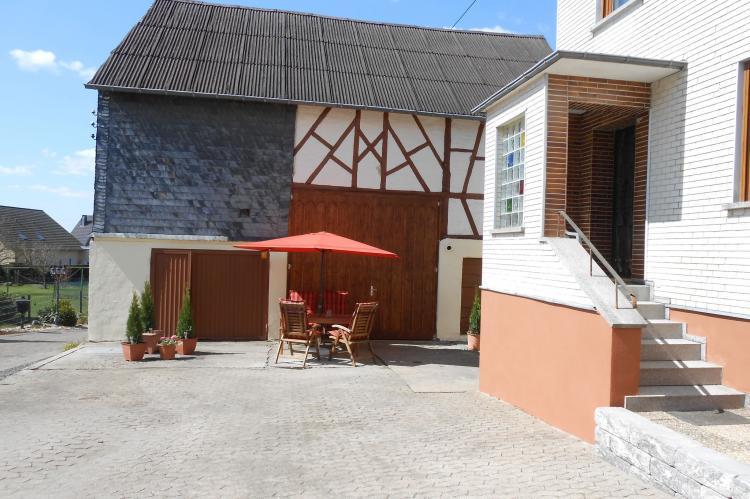 VakantiehuisDuitsland - Rheinland-Pfalz: Ferienhaus Paula  [2]