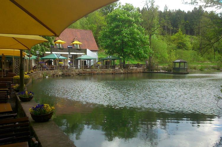 VakantiehuisDuitsland - Noordrijn-Westfalen: Horn-Bad Meinberg  [9]