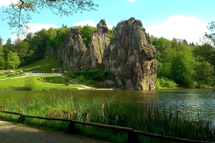 VakantiehuisDuitsland - Noordrijn-Westfalen: Horn - Bad Meinberg  [12]