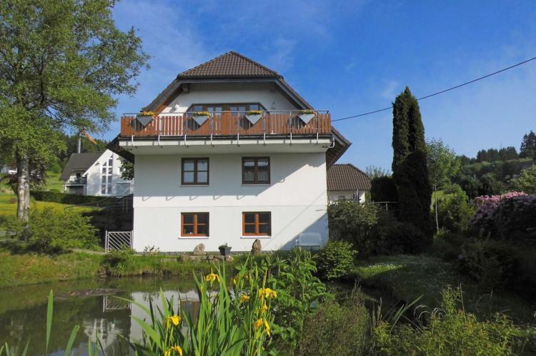FerienhausDeutschland - Sauerland: Am Teich  [1]