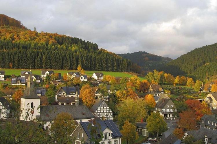 FerienhausDeutschland - Sauerland: Hunau  [25]
