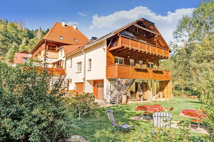 Holiday homeGermany - Thuringia: Waldblick  [1]