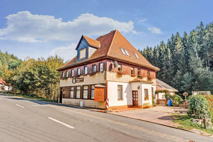 Holiday homeGermany - Thuringia: Waldblick  [8]