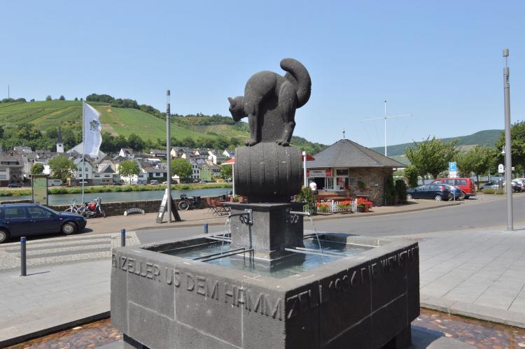 VakantiehuisDuitsland - Rheinland-Pfalz: Der Kleine Schwarze Katz  [29]