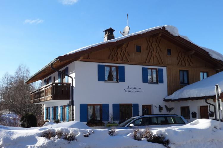 Holiday homeGermany - Bavaria: Bad Bayersoien  [2]