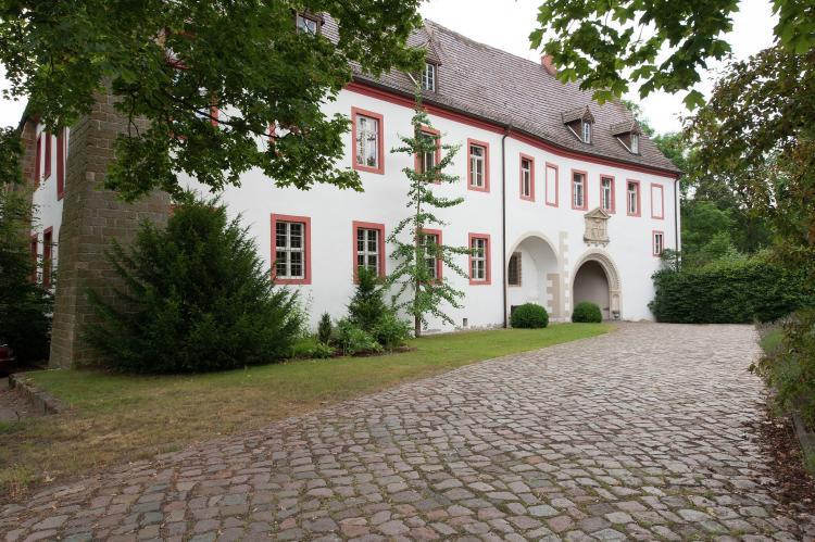 Holiday homeGermany - Saxony: Urlaub im Schloss  [3]