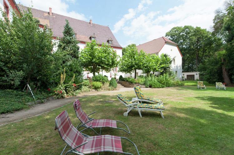 Holiday homeGermany - Saxony: Urlaub im Schloss  [40]