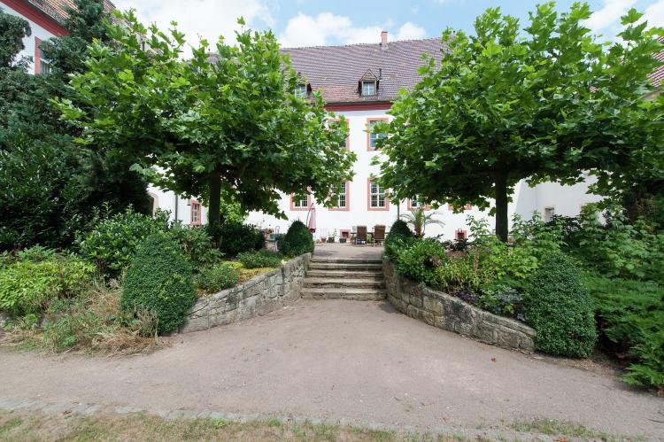 Holiday homeGermany - Saxony: Urlaub im Schloss  [7]