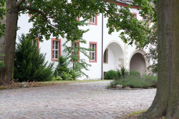 Holiday homeGermany - Saxony: Urlaub im Schloss  [8]