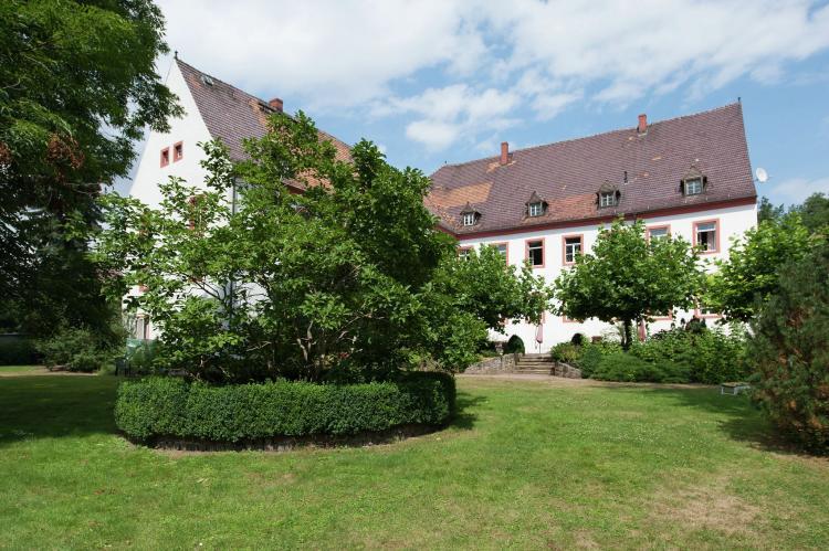 Holiday homeGermany - Saxony: Urlaub im Schloss  [2]