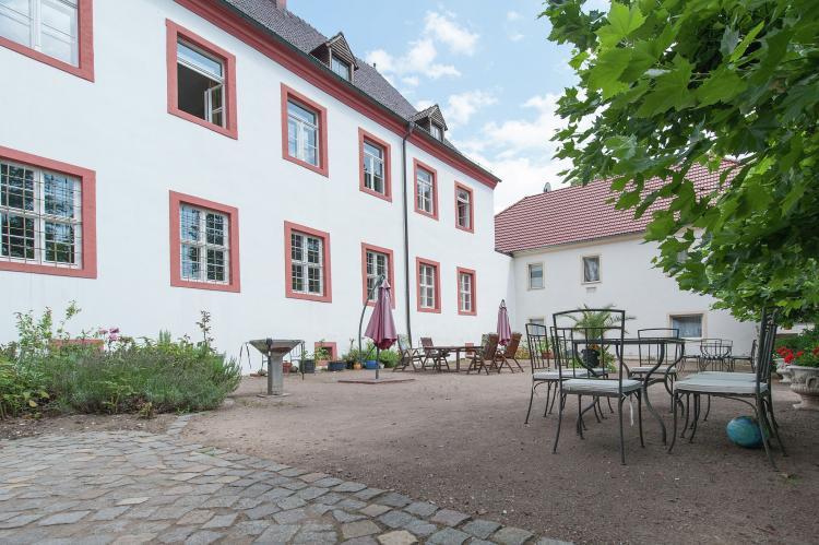 Holiday homeGermany - Saxony: Urlaub im Schloss  [38]