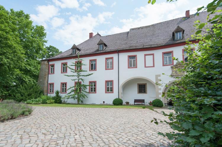 Holiday homeGermany - Saxony: Urlaub im Schloss  [1]