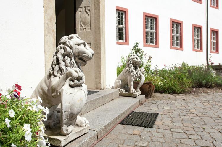 Holiday homeGermany - Saxony: Urlaub im Schloss  [6]