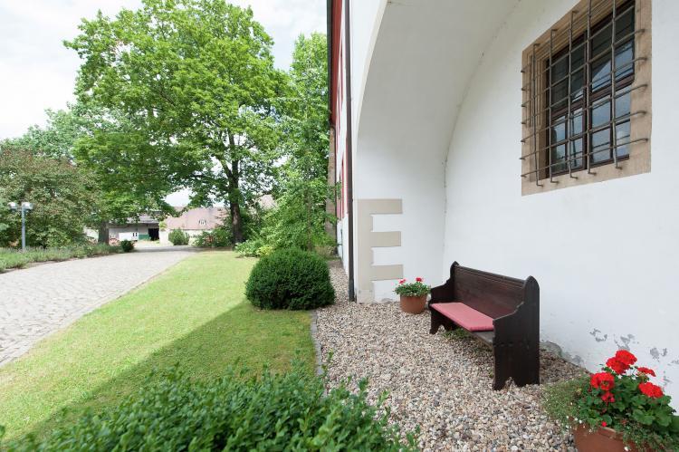 Holiday homeGermany - Saxony: Urlaub im Schloss  [5]