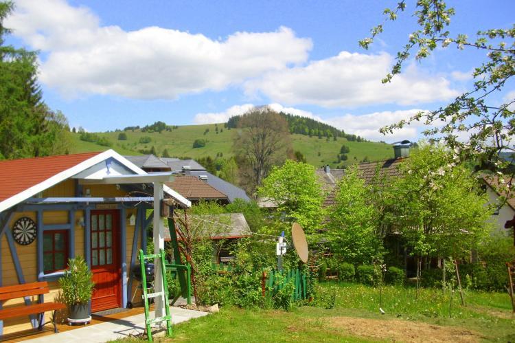 VakantiehuisDuitsland - Zwarte woud: Wannenhof  [7]