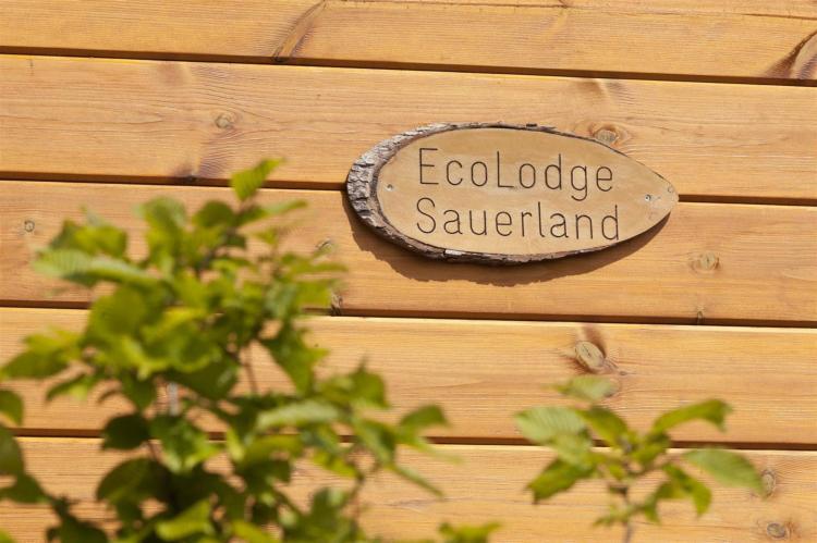 VakantiehuisDuitsland - Sauerland: EcoLodge Sauerland 2  [39]