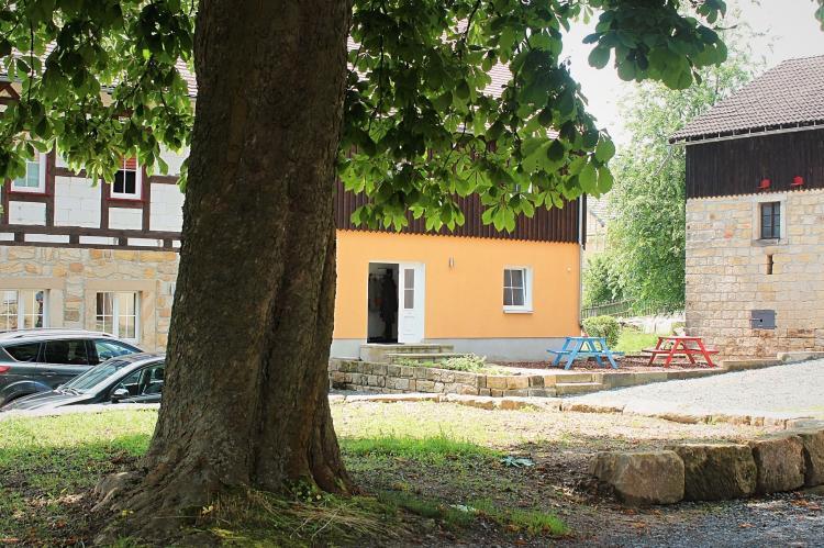 VakantiehuisDuitsland - Saksen: Pfaffenstein  [1]