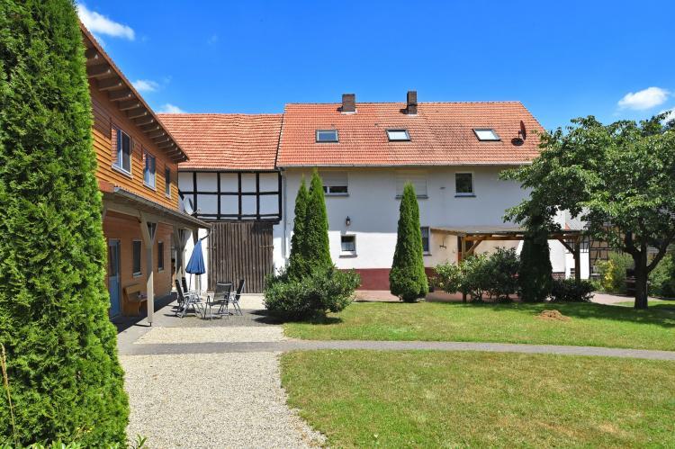 Holiday homeGermany - Hesse: Am Ferienbauernhof - FW 1  [6]
