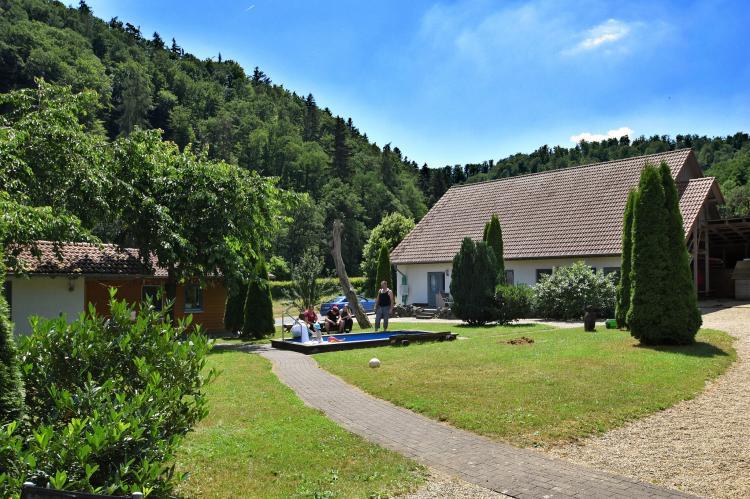 Holiday homeGermany - Hesse: Am Ferienbauernhof - FW 1  [17]