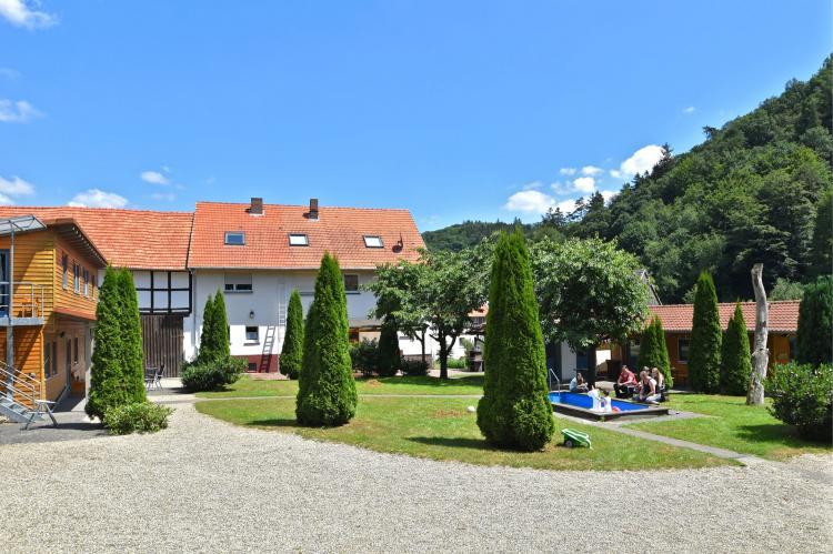 Holiday homeGermany - Hesse: Am Ferienbauernhof - FW 1  [16]
