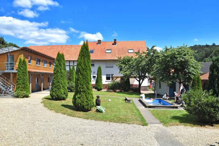 Holiday homeGermany - Hesse: Am Ferienbauernhof - FW 1  [1]