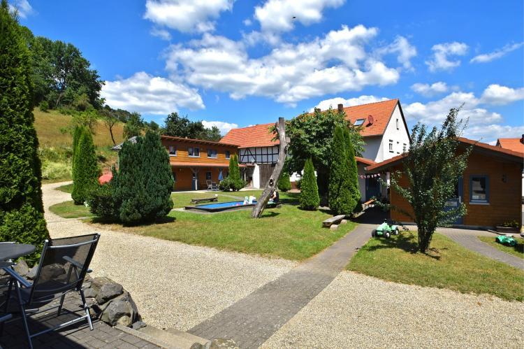 Holiday homeGermany - Hesse: Am Ferienbauernhof - FW 4  [4]