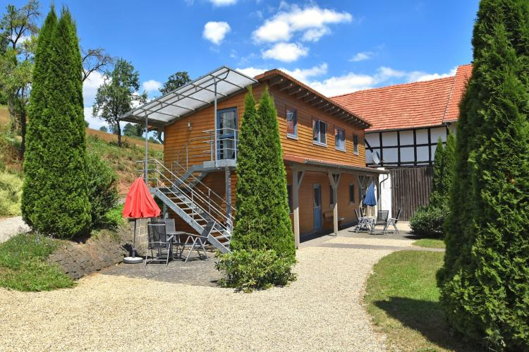 Holiday homeGermany - Hesse: Am Ferienbauernhof - FW 2  [1]