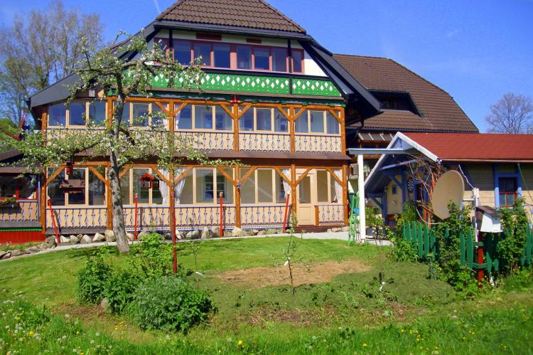 VakantiehuisDuitsland - Zwarte woud: Wannenhof  [16]