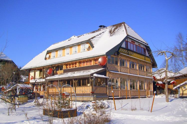 VakantiehuisDuitsland - Zwarte woud: Wannenhof  [2]