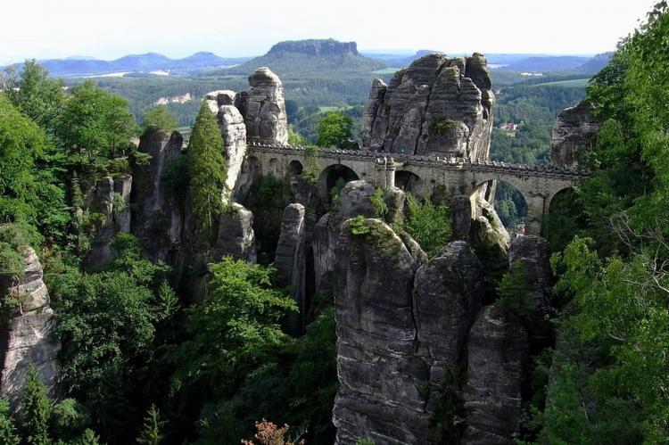 VakantiehuisDuitsland - Saksen: Sächsische Schweiz  [37]