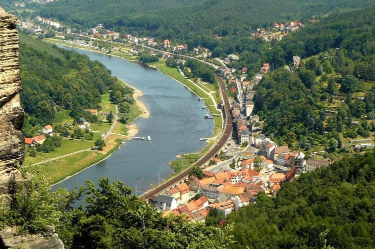 VakantiehuisDuitsland - Saksen: Sächsische Schweiz  [36]