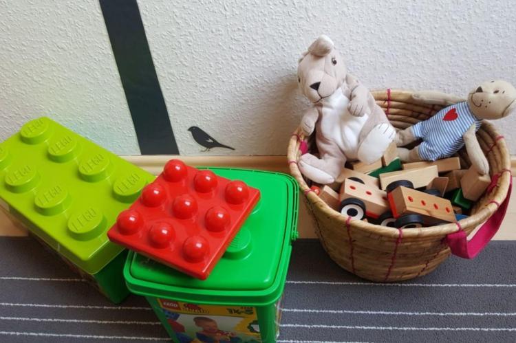 Holiday homeGermany - Mecklenburg-Pomerania: Ferienwohnung Möwe - viele Kinder-Extras strandnah  [21]