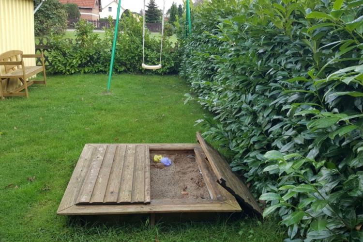Holiday homeGermany - Mecklenburg-Pomerania: Ferienwohnung Möwe - viele Kinder-Extras strandnah  [24]
