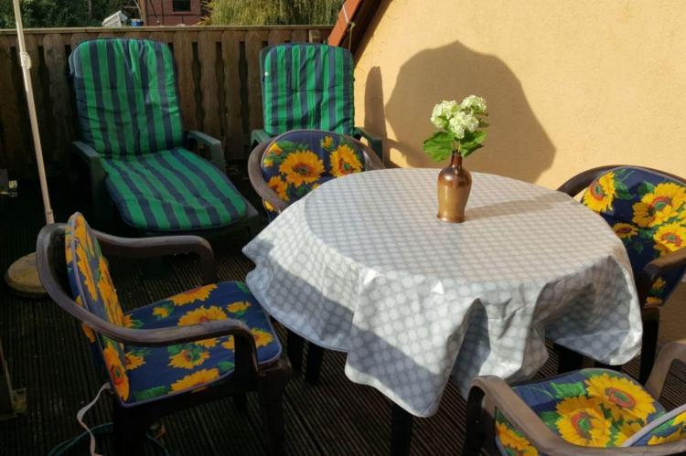 Holiday homeGermany - Mecklenburg-Pomerania: Ferienwohnung Möwe - viele Kinder-Extras strandnah  [15]