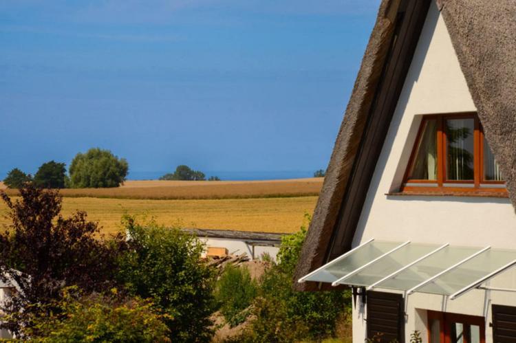 Holiday homeGermany - Mecklenburg-Pomerania: Ferienwohnung Eva mit Meerblick - strandnah  [16]