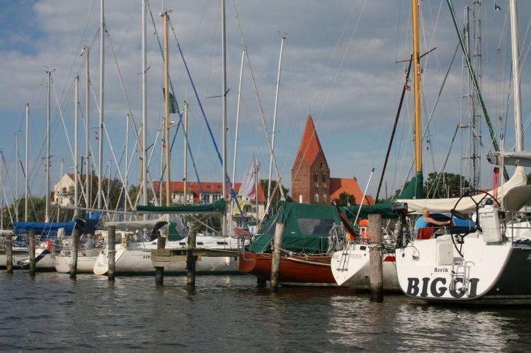 Holiday homeGermany - Mecklenburg-Pomerania: Ferienwohnung Eva mit Meerblick - strandnah  [8]