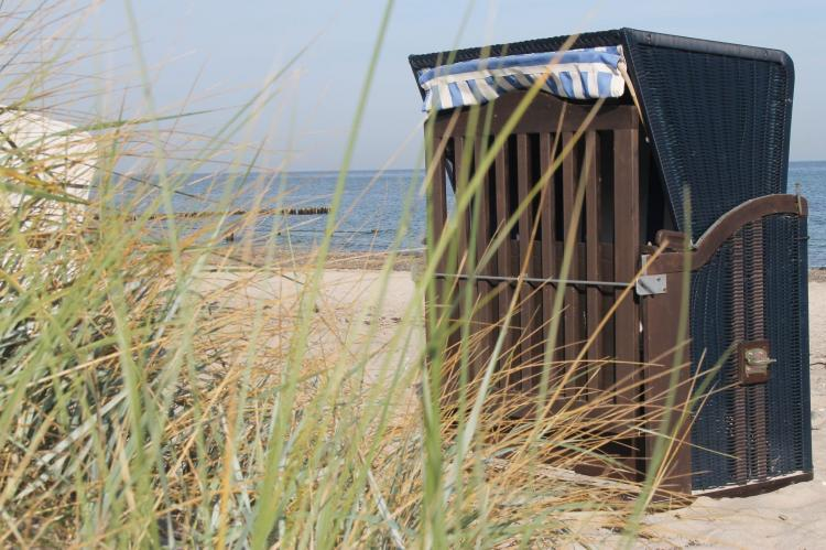 Holiday homeGermany - Mecklenburg-Pomerania: Ferienwohnung Eva mit Meerblick - strandnah  [11]