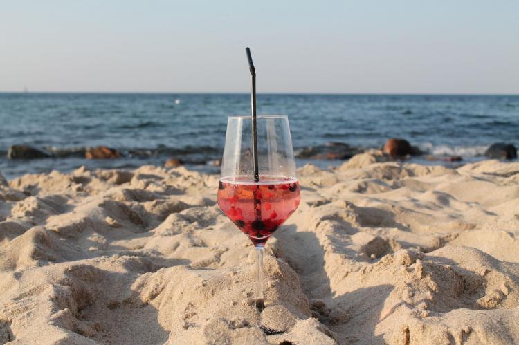Holiday homeGermany - Mecklenburg-Pomerania: Ferienwohnung Eva mit Meerblick - strandnah  [14]