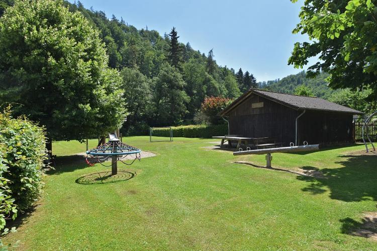 Holiday homeGermany - Hesse: Am Ferienbauernhof - FW 5  [25]