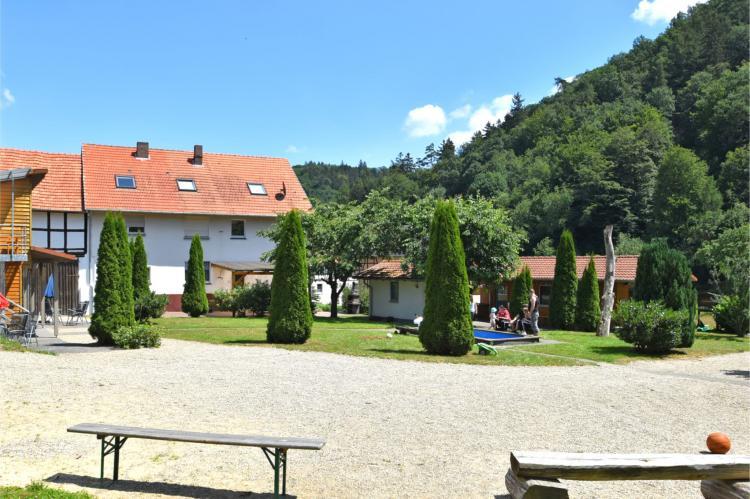 VakantiehuisDuitsland - Hessen: Am Ferienbauernhof - FW 1 und 5  [18]