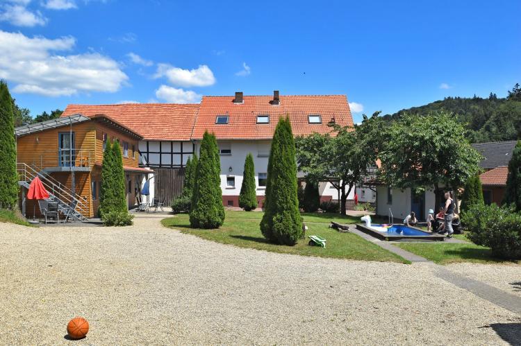 VakantiehuisDuitsland - Hessen: Am Ferienbauernhof - FW 1 und 5  [1]