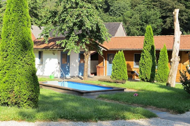 VakantiehuisDuitsland - Hessen: Am Ferienbauernhof - FW 1 und 5  [17]