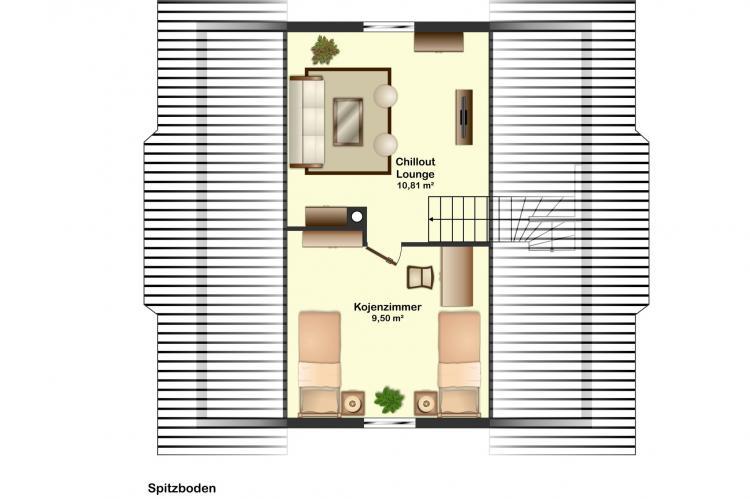 Holiday homeGermany - Mecklenburg-Pomerania: Traumidyll mit 5 Schlafzimmern - sehr komfortabel  [19]