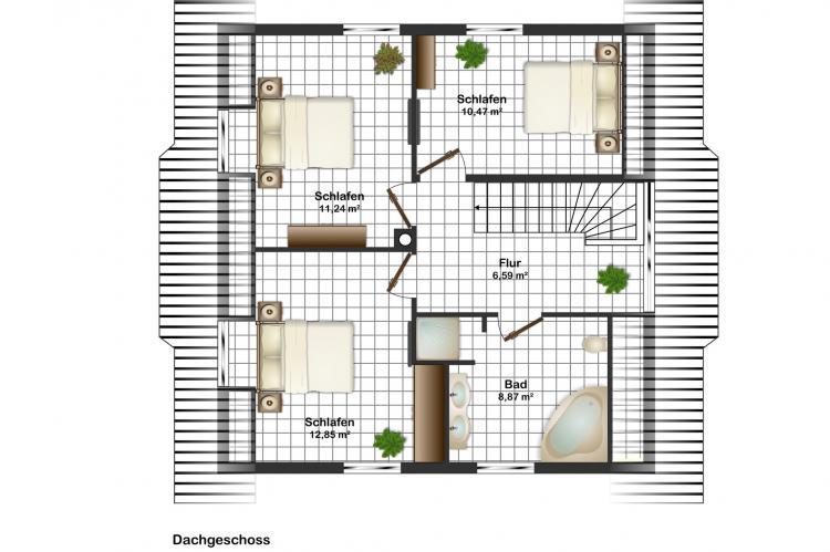 Holiday homeGermany - Mecklenburg-Pomerania: Traumidyll mit 5 Schlafzimmern - sehr komfortabel  [20]