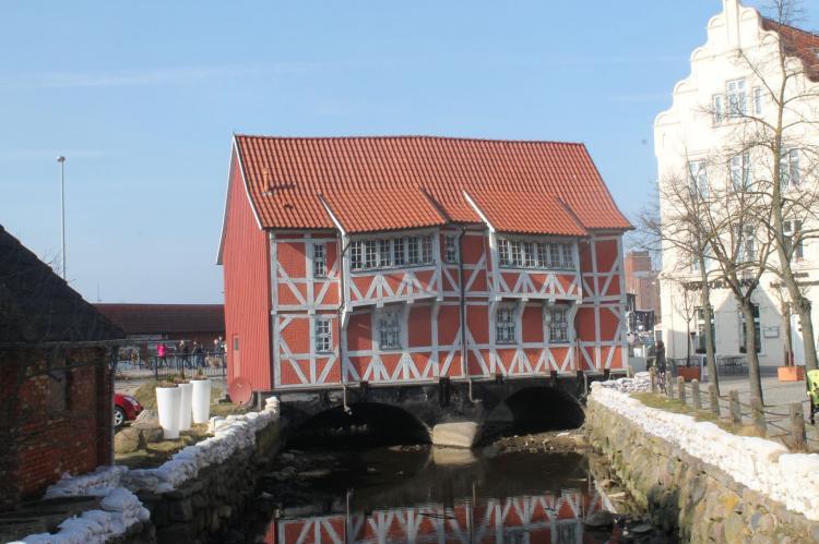 FerienhausDeutschland - Mecklenburg-Vorpommern: Citywohnung Hansestadt 3  [13]